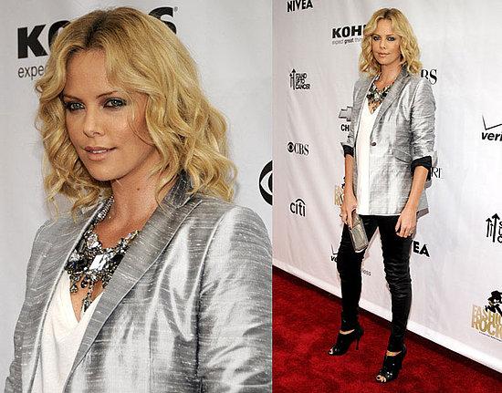 2008 Fashion Rocks: Charlize Theron