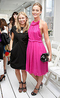 Gossip Girl Leighton Meester Talks About Designer Julie Haus