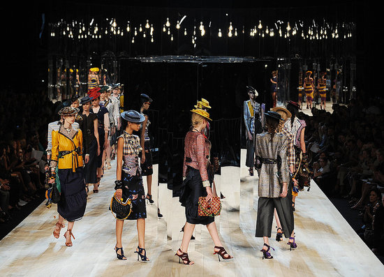 New York Fashion Week, Spring 2009: Marc Jacobs