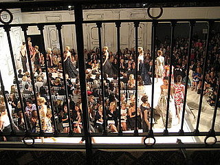 New York Fashion Week, Spring 2009: Oscar de la Renta