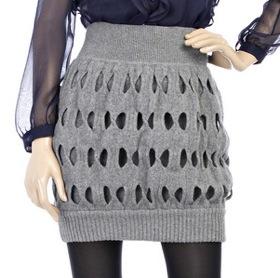Fendi Honeycomb Knit Skirt: Love It or Hate It?
