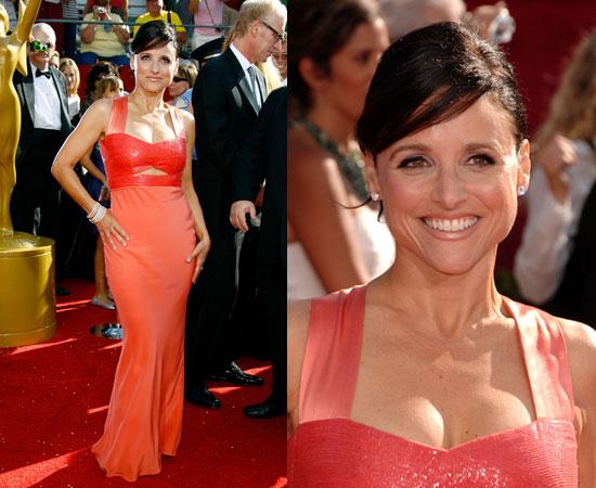 2008 Emmy Awards: Julia-Louis Dreyfus