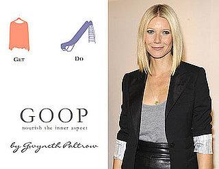Gwyneth Paltrow Launches Lifestyle Website, GOOP by Gwyneth Paltrow