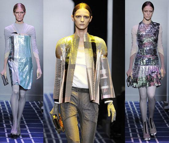 Paris Fashion Week, Spring 2009: Balenciaga