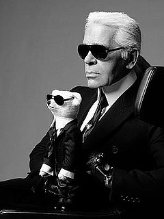 Karl Lagerfeld's Bear Fashion Necessity