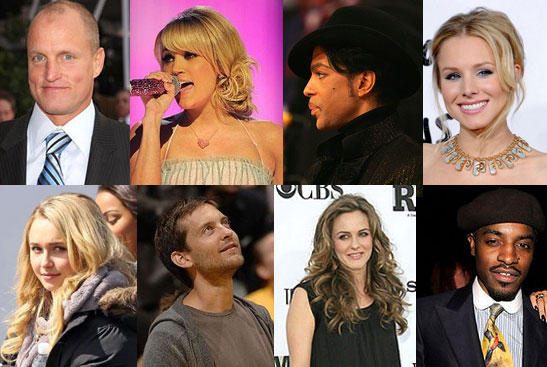 Who Is the Sexiest Celebrity Vegetarian?