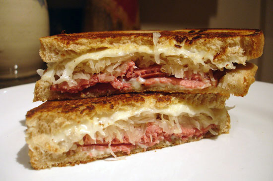 'Wich of the Week: Pastrami Reuben