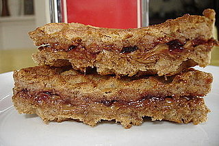 It's National Peanut Butter and Jelly Day! Celebrate With a Waffle 'Wich