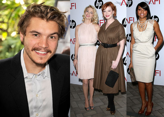 Photos from the AFI Awards