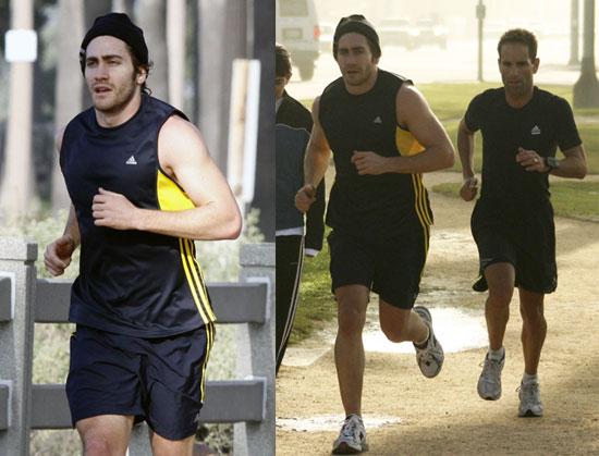Jake Running Fast