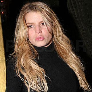 Photos of Jessica Simpson With a Big Pout
