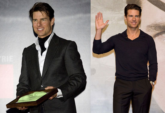 Photos of Tom Cruise Promoting Valkyrie in South Korea