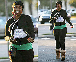 Jennifer Hudson Shopping