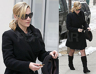 Photos of Kate Winslet in NYC