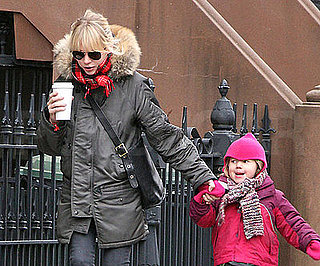 Photo of Michelle Williams and Matilda Ledger Out in Brooklyn 2009-01-30 16:00:00