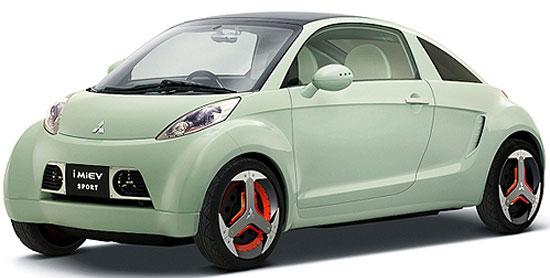 Mitsubishi's Electric Car