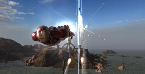 Iron Man 2 Video Game Coming