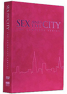 Sugar Shout Out: Enter to Win the Complete Sex and the City on DVD!