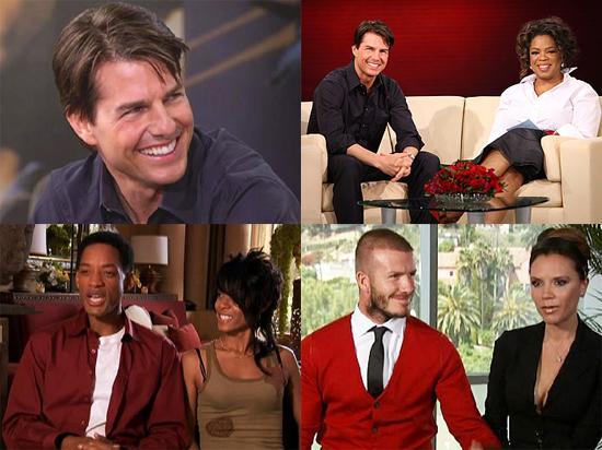 Tom, Oprah, & a Few Friends Celebrate His 25 Years in Movies