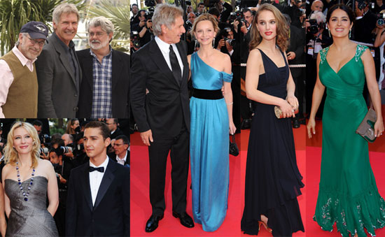 Photos From Indiana Jones and the Kingdom of the Crystal Skull Premiere at Cannes