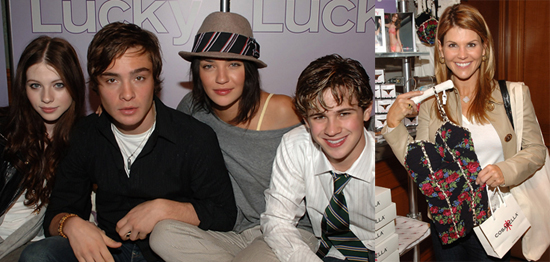 Photos of the Cast of Gossip Girl and New Cast of 90210