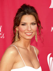 Shania Twain and Husband Split Up After 14 Years of Marriage