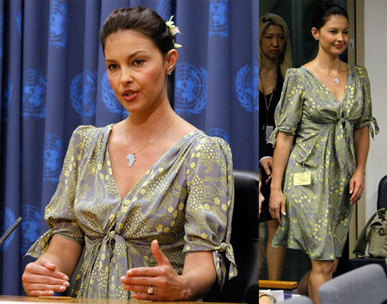 Ashley Judd Speaks Up About Human Trafficking