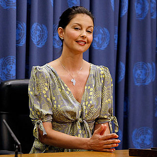 Ashley Judd Speaks at the UN on Human Trafficking