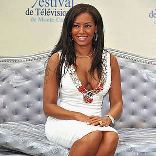 Melanie Brown at the 2008 Monte Carlo Television Festival