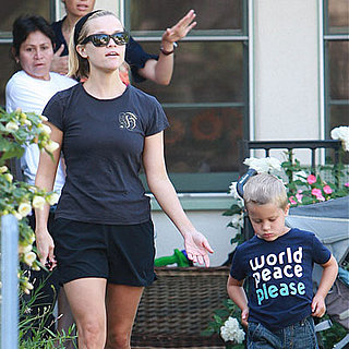 Reese Witherspoon and Deacon Phillippe Out in LA 2008-06-21 11:17:23
