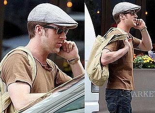 Photos of Ryan Gosling in New York City
