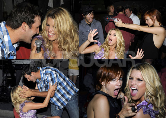 Photos Inside Jessica Simpson's 28th Birthday Party in LA
