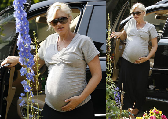 Photos of Gwen Stefani and Kingston Rossdale