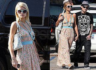 Photos of Paris Hilton and Benji Madden in Los Angeles