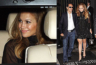 Jennifer and Marc Have a Dressed Up Date Night