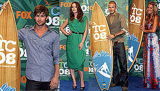 Photos of Teen Choice Award Winners David Beckham, Chace Crawford, Leighton Meester, Channing Tatum, Lauren Conrad