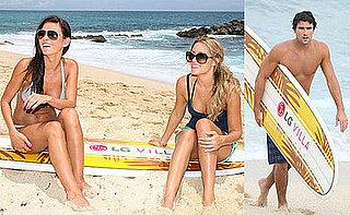 Bikini Photos of Audrina Patridge and Lauren Conrad