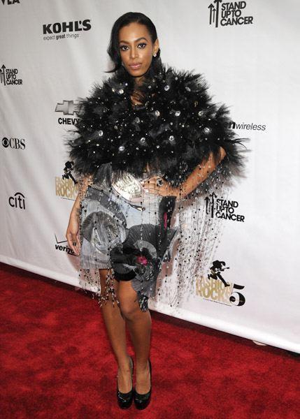 Stars Rock Their Fashion at Radio City Music Hall