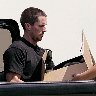 Christian Bale Shops in LA