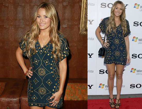 Photos of Lauren Conrad at Sony Party in Manhattan