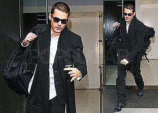 Photos of John Mayer in New York City