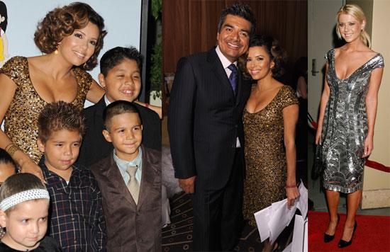 """Photos of Eva Longoria, George Lopez, Tara Reid, Daisy Fuentes at Padres Contra El Cancer's 8th Annual """"El Sueno De Esperanza"""" B"""
