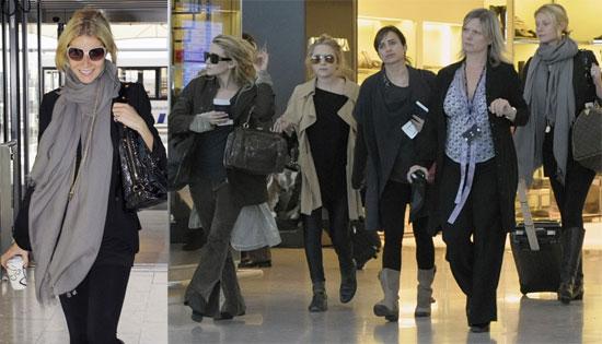 Gwyneth and the Olsen Twins