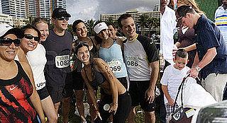 Photos of Matt Damon With Isabella Damon, Luciana Damon
