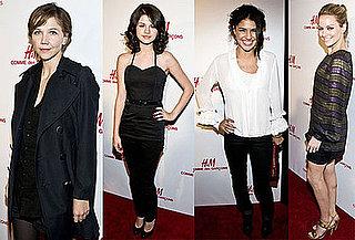Photos of Comme des Garcons for H&M Preview Event Including Selena Gomez, Becki Newton, Jessica Schzor