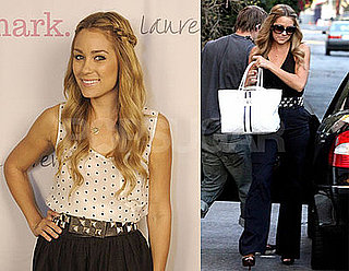 Photos of Lauren Conrad in Austin and Beverly Hills For College Tour and The Hills Shooting