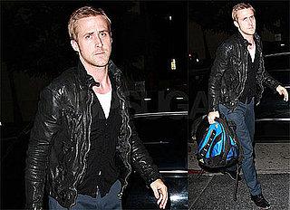 Photos of Ryan Gosling at Bardot Nightclub For DJ Gig