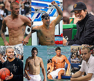 Who is the Hottest Athlete of 2008?
