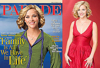 Photos and Quotes From Reese Witherspoon's Parade Magazine Cover Talking About Marriage
