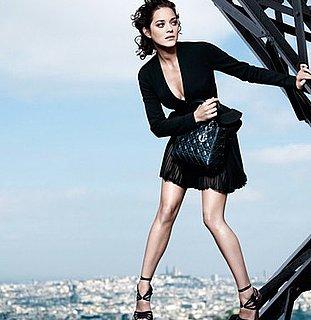 Fab Ad: Lady Dior Spring '09 With Marion Cotillard